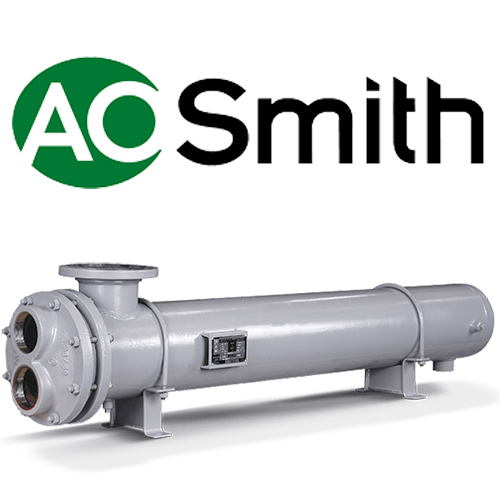 AO Smith Shell & Tube Heat Exchangers