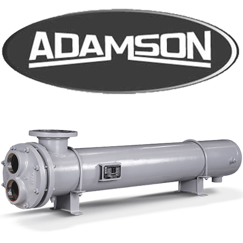Adamson Shell & Tube Heat Exchangers