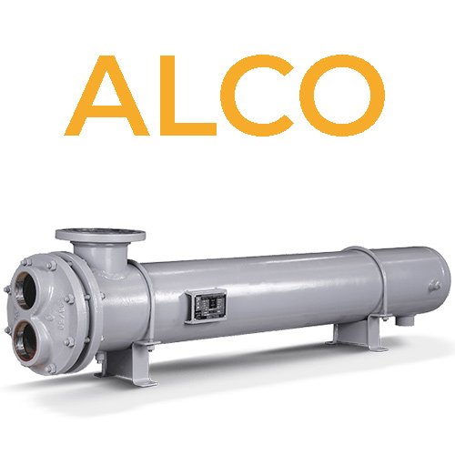 ALCO Shell & Tube Heat Exchangers
