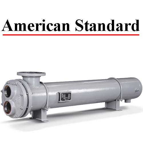 American Standard Shell & Tube Heat Exchangers
