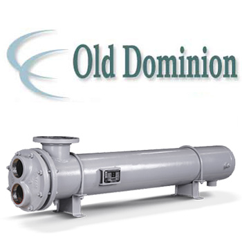 Old Dominion Shell & Tube Heat Exchangers