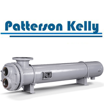 Patterson Kelley Shell & Tube Heat Exchangers