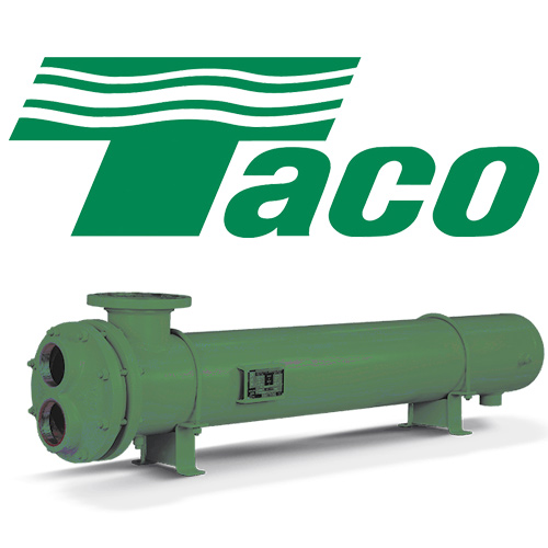 Taco (G) Series Steam to Liquid Heat Exchanger