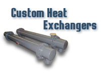 Custom Shell & Tube Heat Exchangers