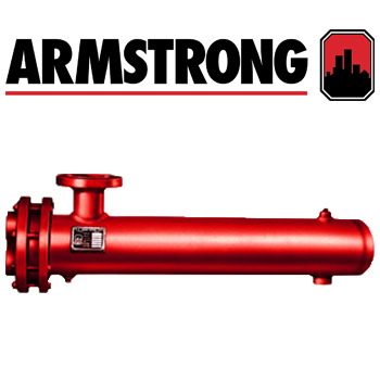 Armstrong Shell & Tube Heat Exchangers